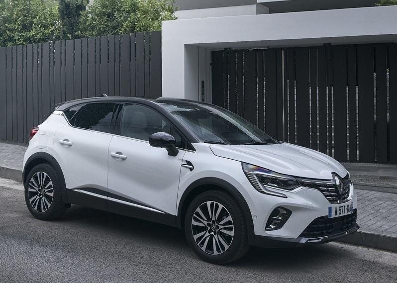 Renault Captur Fiyat Listesi