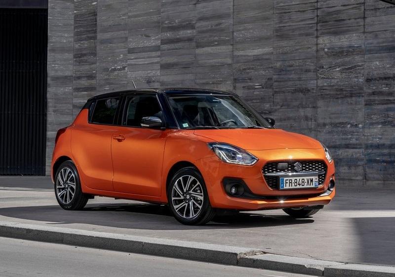 2021 Suzuki Swift Fiyat Listesi