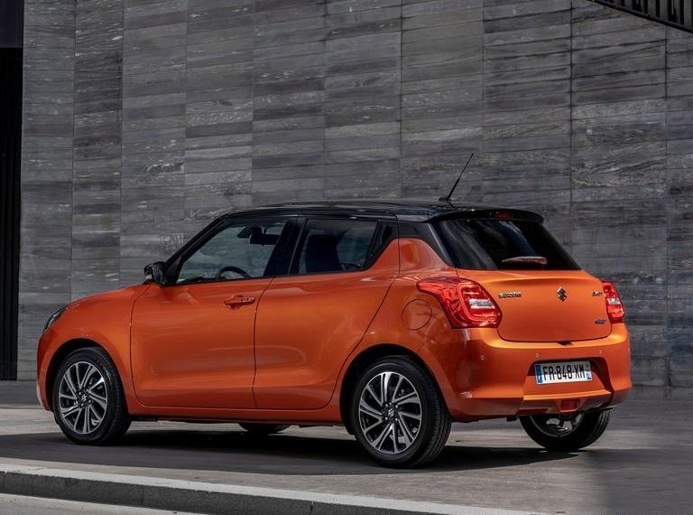 Suzuki Swift Fiyat Listesi 2021