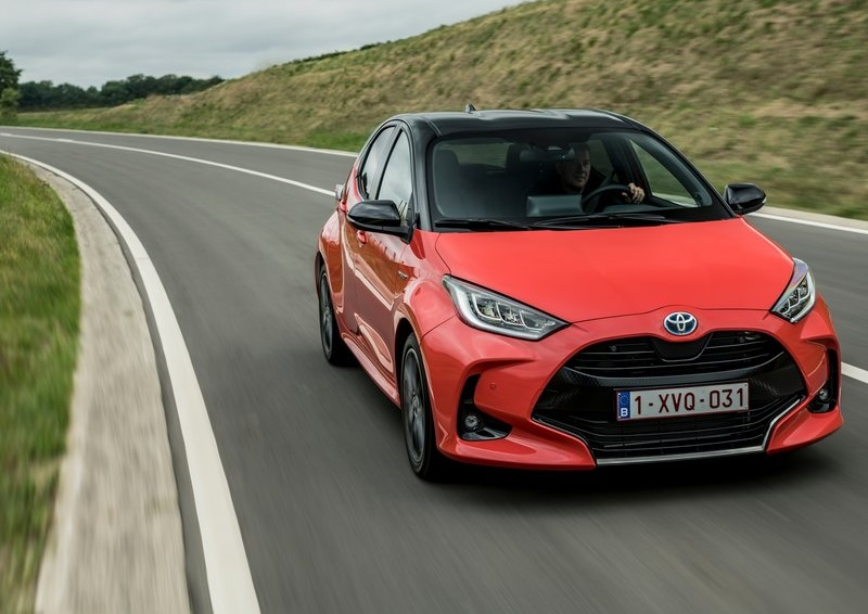 2021 Toyota Yaris Fiyat Listesi