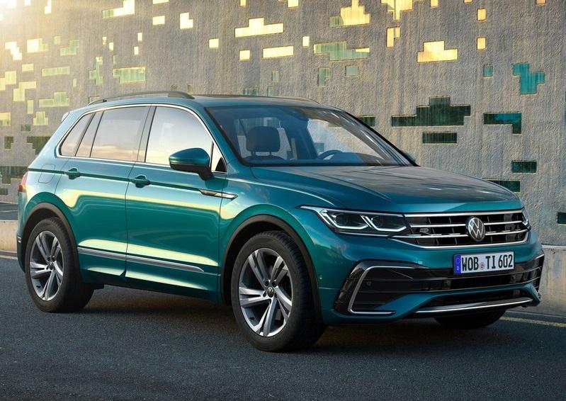 2021 Yeni VW Tiguan