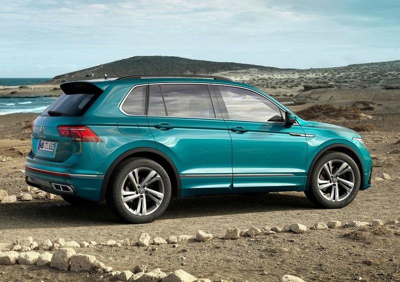 2021 VW Tiguan Fiyat Listesi