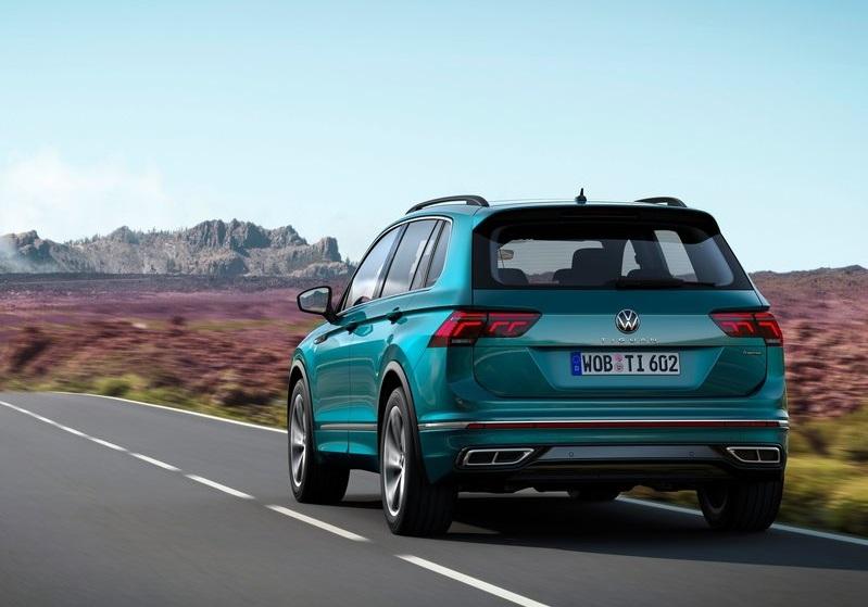 2021 Ocak Yeni VW Tiguan Fiyat Listesi Ne Oldu? Tiguan 1.5 ...