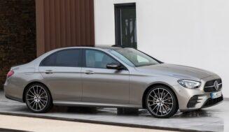 2021 Mercedes-Benz E Serisi Ocak Fiyat Listesi Ne Oldu?