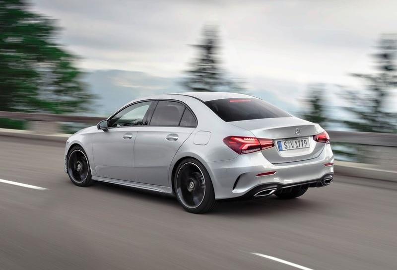 2020 Mercedes-Benz A-Serisi Sedan