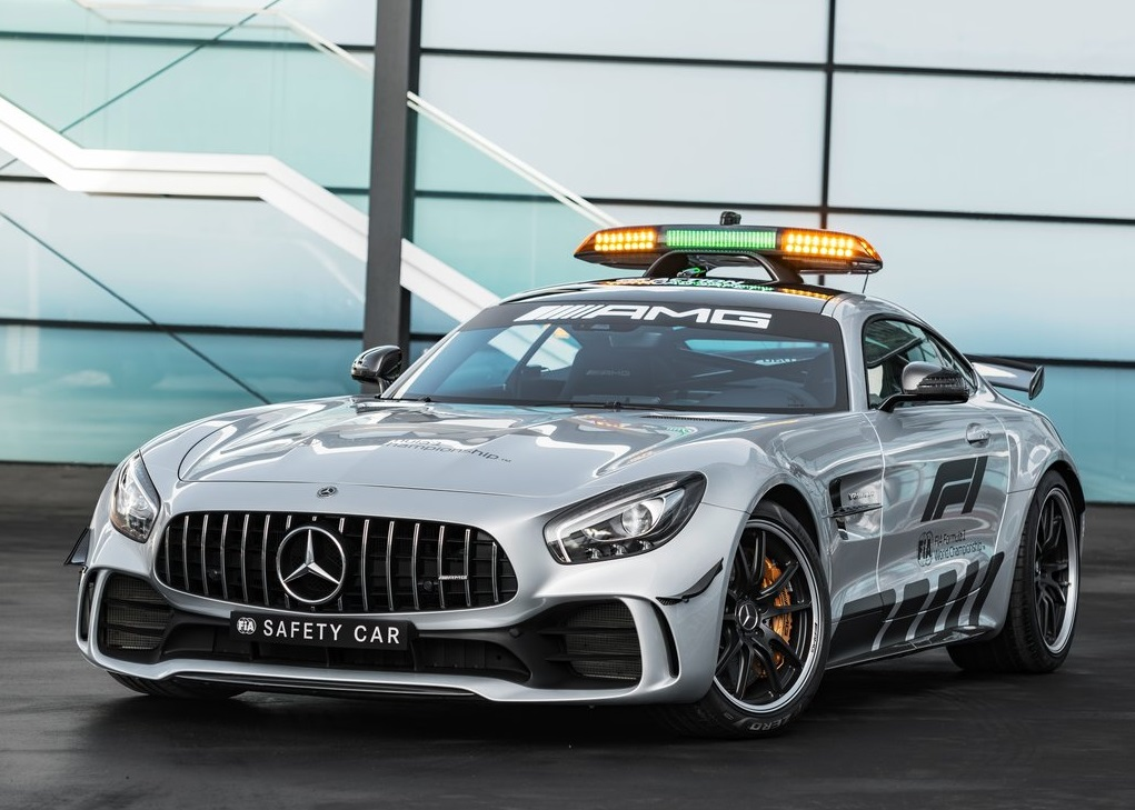 MERCEDES-BENZ AMG GT R F1 SAFETY CAR