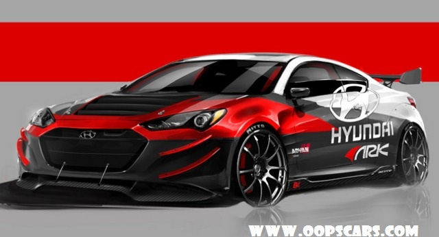 HYUNDAI GENESIS COUPE tuned by ARK PERFORMANCE