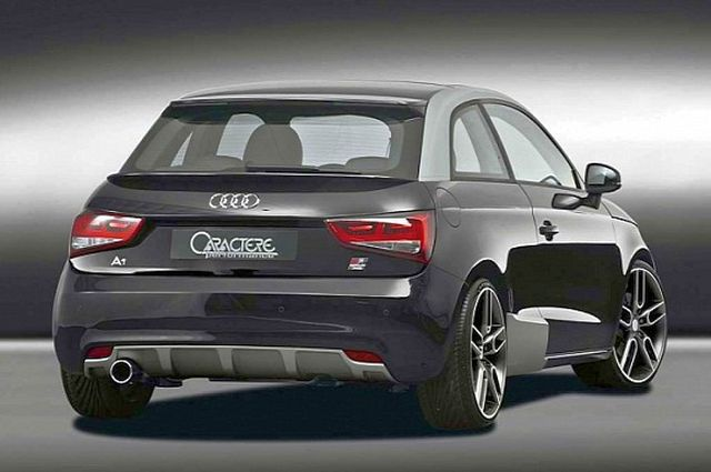 AUDI_A1_Tuned_by_CARACTERE_rear_pic-2