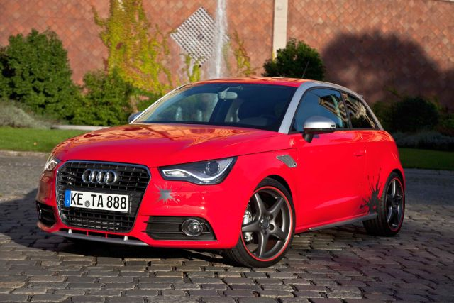 AUDI A1 tuned by ABT