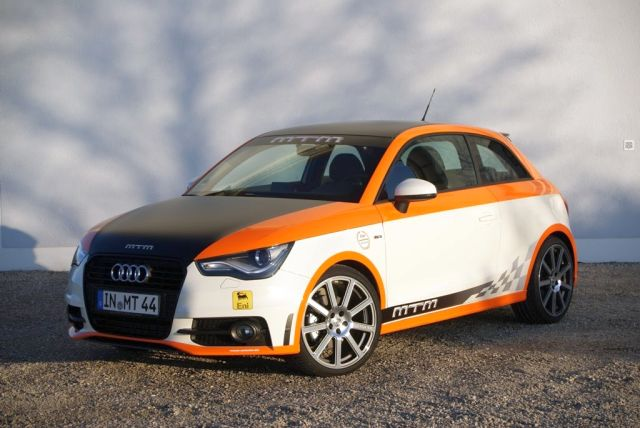 AUDI A1 tuned by MTM