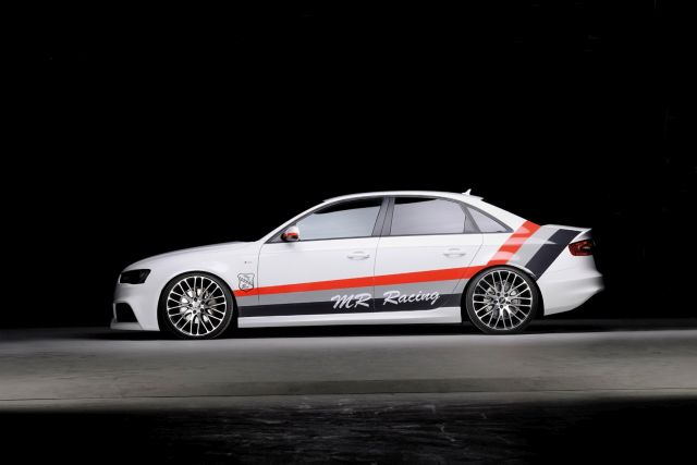 AUDI A4 tuned by RIEGER