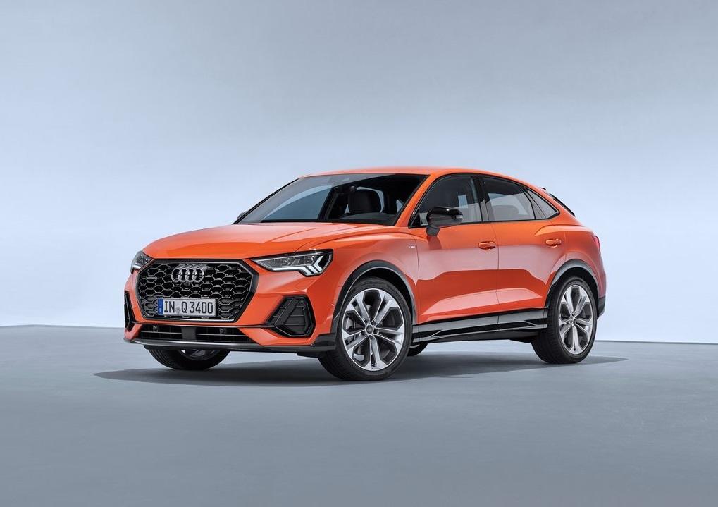 2021 Audi Q3 Sportback