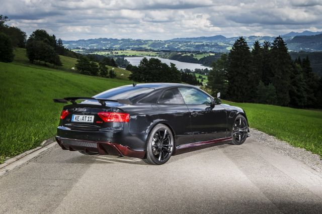 AUDI RS5 tuned by ABT