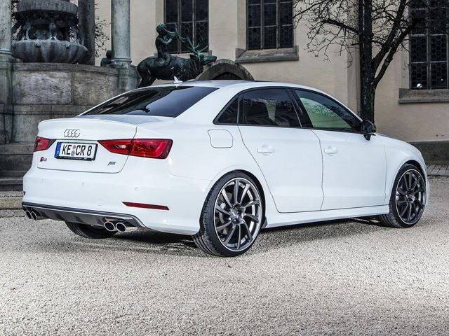AUDI S3 SEDAN tuned by ABT