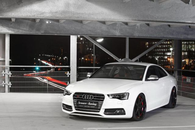 AUDI S5 tuned by SENNER