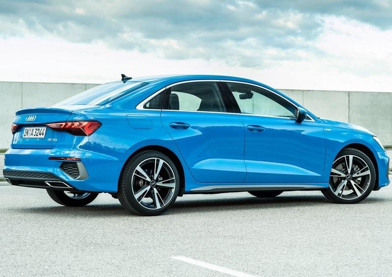 2021 Yeni Audi A3 Sedan