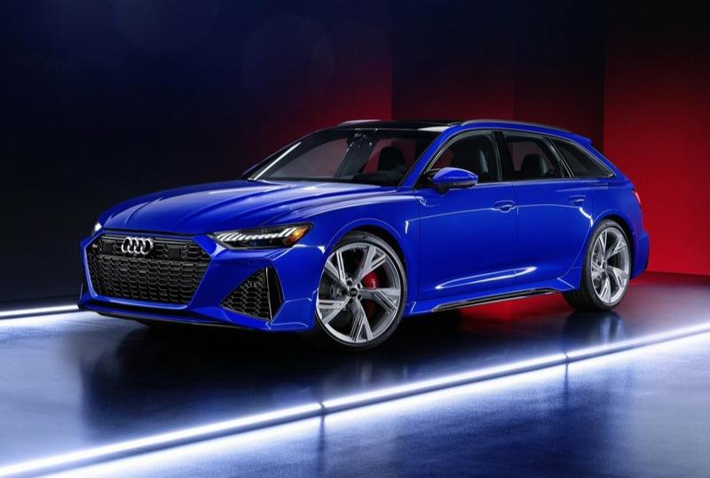 Audi RS6 Avant RS Tribute Edition