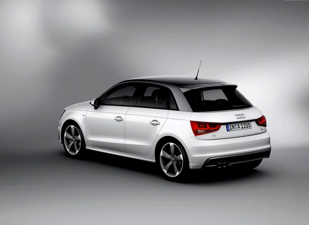 audi a1 5 door audi a1 sportback oopscars. Black Bedroom Furniture Sets. Home Design Ideas