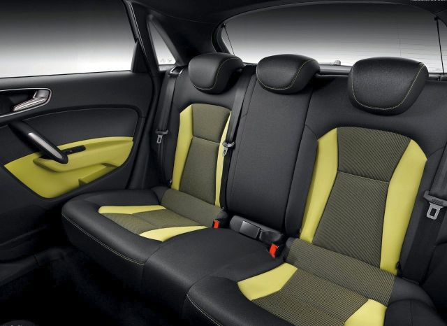AUDI A1 SPORTBACK -Seats