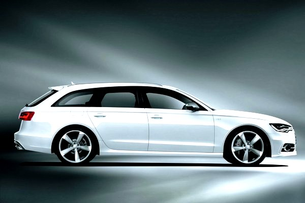 2012 Audi A6 Avant Audi S6 Avant 2012 Audi A6 Avant Audi
