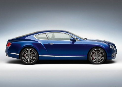 2013 BENTLEY CONTINENTAL GT SPEED pic