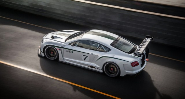 2013 BENTLEY GT3 Race Car