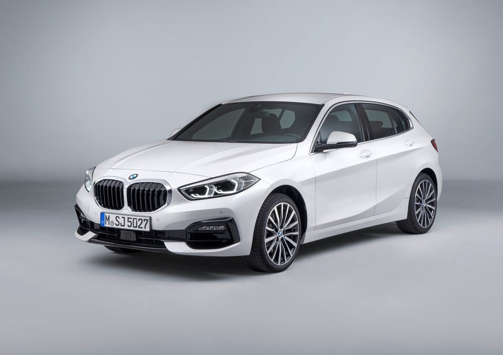 2020 BMW 1 Serisi-Ön Görünüm