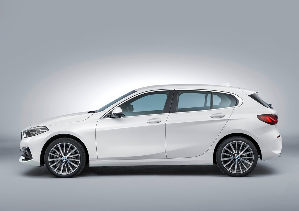 2020 BMW 1 Serisi-profil