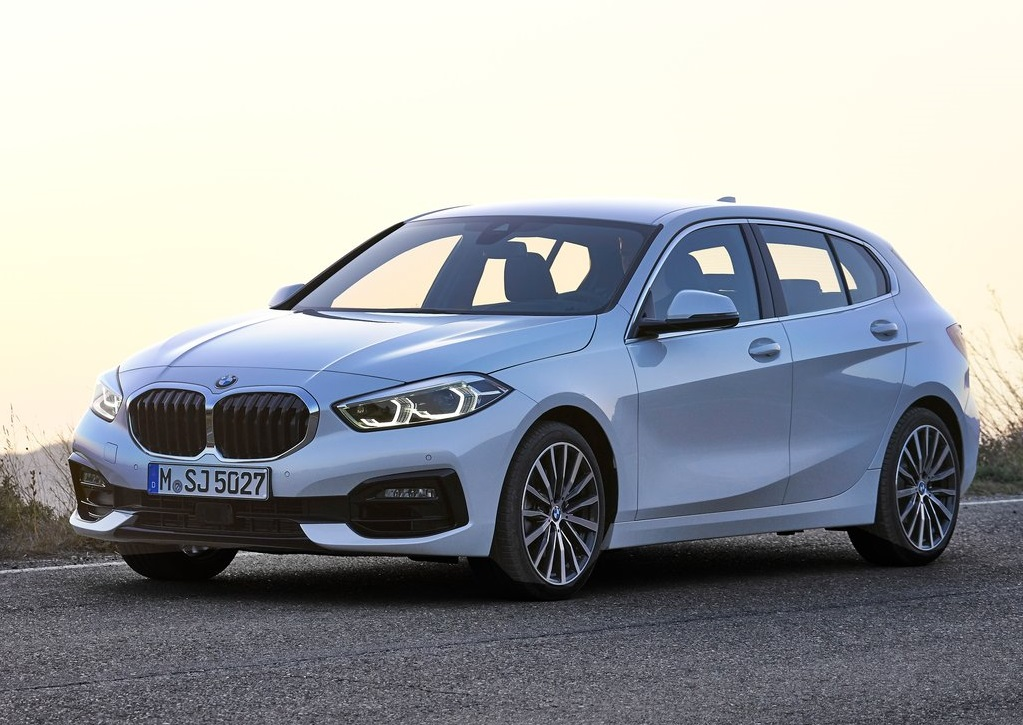2020 BMW 1 Serisi Özellikleri