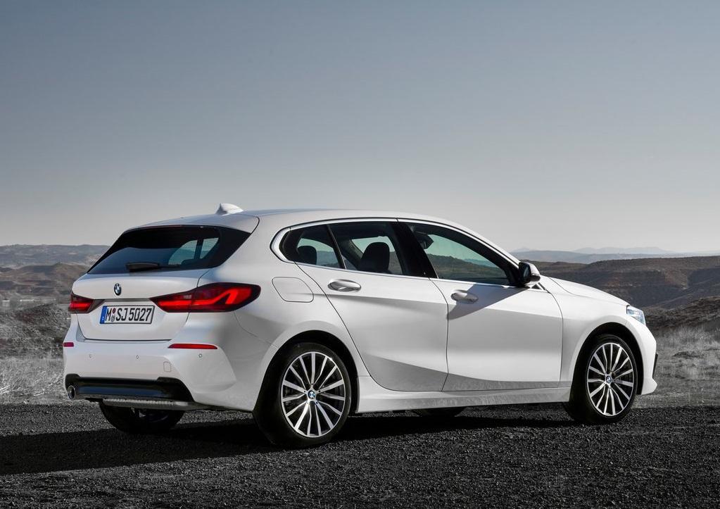 2020 Yeni BMW 1 Serisi-donanım