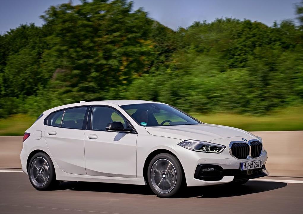 Yeni BMW 1 Serisi yenilikleri