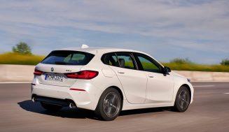 2021 BMW 1 Serisi Ocak  Fiyat Listesi