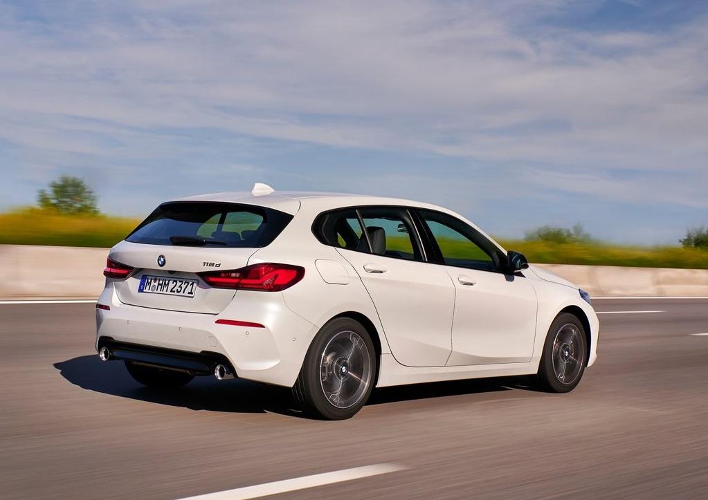 BMW 1 Serisi artık önden çekişli