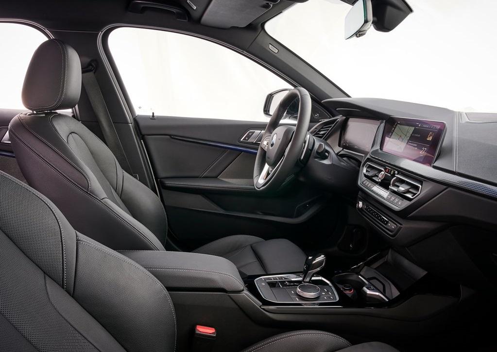 BMW 1 Serisi-iç mekan