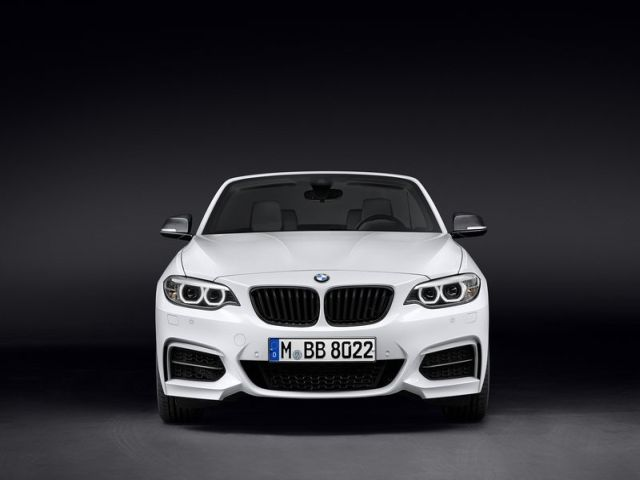 BMW 2 SERIES CABRIO M PERFORMANCE PARTS