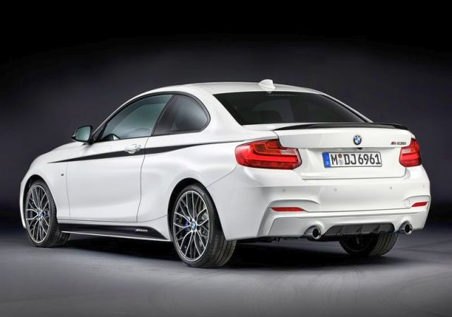 BMW 2 SERIES COUPE M PERFORMANCE PARTS