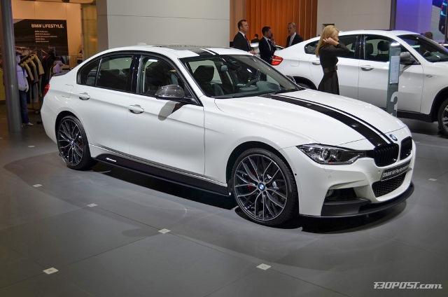 2013 BMW M PERFORMANCE 335i