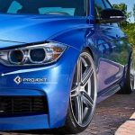F30 BMW 3 SERIES Tuned by K3 PROJECT