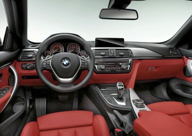 BMW 4 SERIES Convertible / Cabrio