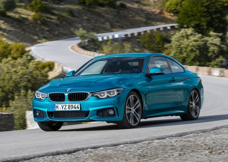 BMW 4 SERIES COUPE 2018