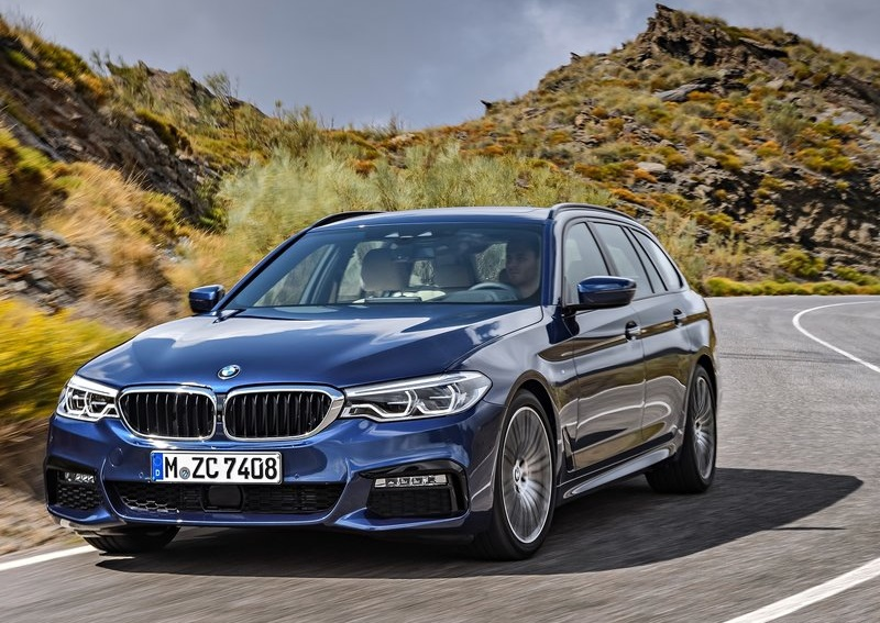 BMW 5 SERIES TOURING-2018