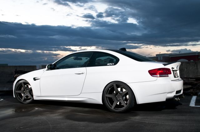 BMW E92 M3 tuned by ACTIVE AUTOWERKE