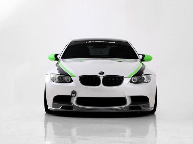 E92 BMW M3 tuned by EAS&VORSTEINER