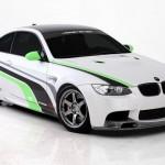 BMW Tuning E92 EAS&VORSTEINER