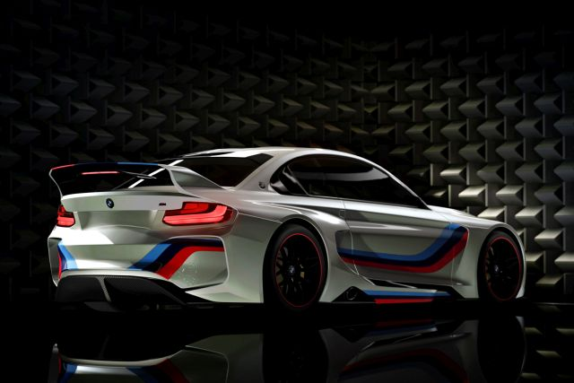 BMW M2 RACING CAR by GRAN TURISMO 6