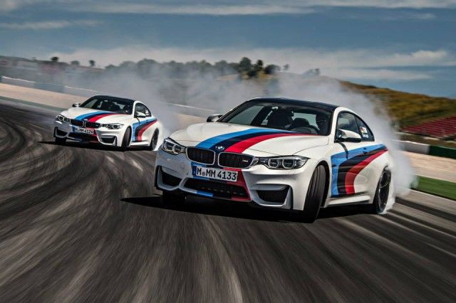 BMW M4 COUPE DRIFT