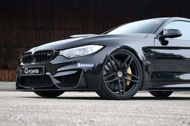 BMW M4 tuned by G POWER