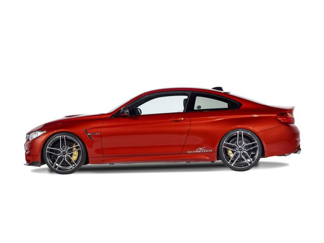 BMW M4 tuned by AC SCHNITZER