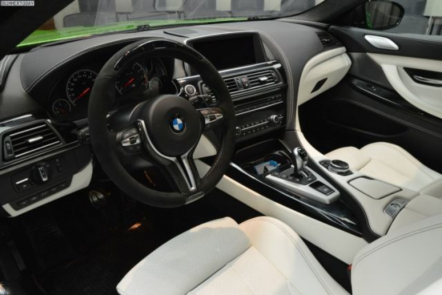 BMW M6 by ABU DHABI MOTORS