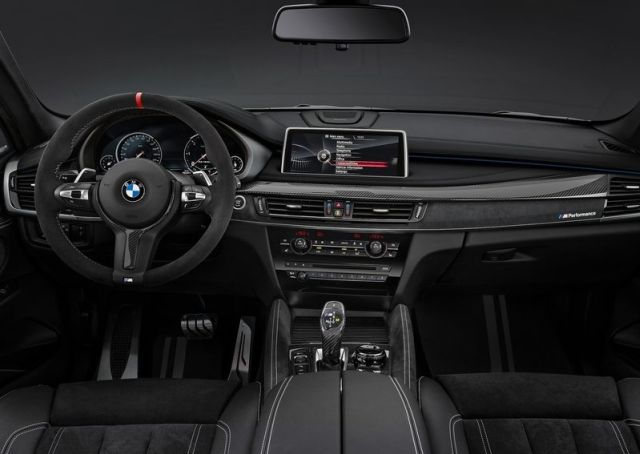 BMW X6 M Package - M PERFORMANCE PARTS